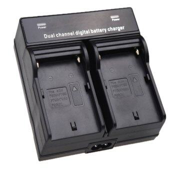 9FINAL Dual Channel Battery Charger for SONY NP-F970 F750 F960QM91D FM50 FM500H FM55H Battery
