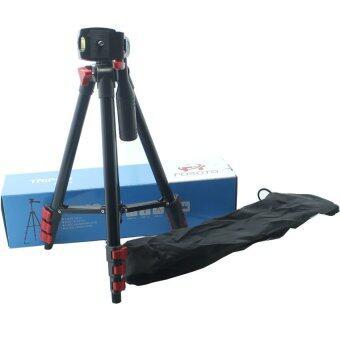 9final ขาตั้งกล้อง FT-810-RD ( Black-Red) By 9FINAL LightweightTripod ขาตั้งน้ำหนักเบา ใช้ได้กับ DSLR , Projector