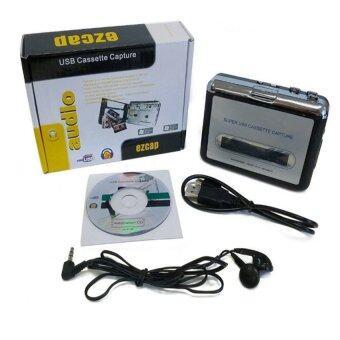 9final เครื่องแปลงคาสเซทเทปเป็น MP3 ต่อผ่าน usb port convert tape\nto mp3 Convert Audio  Audio Music Capture Player  New Audio\nCassette tape player