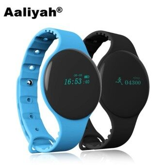Aaliyah H8 Bluetooth Smart Watch Wristbands Bracelet Sport Sleep Fitness Tracker Calorie Pedometer For Children For iOS Android - intl