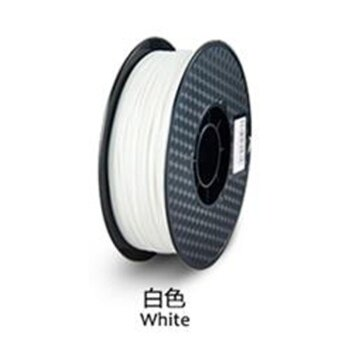 ABS Filament 1.75 mm. 1 kg. สีขาว