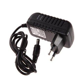 AC 100-240V Converter Adapter DC 5.5 x 2.5MM 6V 1A 1000mA ChargerEU Plug - intl