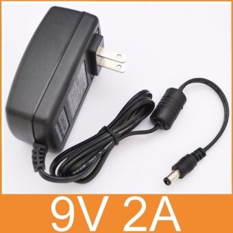 AC 100-240V Converter Adapter DC 5.5 x 2.5MM 9V 2A 2000mA Charger