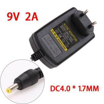 AC to DC 4.0mmx1.7mm 9V 2A Switching Power Supply Adapter EU - intl