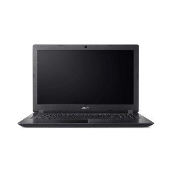 Acer แล็ปท็อป รุ่น Aspire A315-21-28HE/ NX.GNVST.006/AMD 4 GB/ 500GB (Obsidian Black)