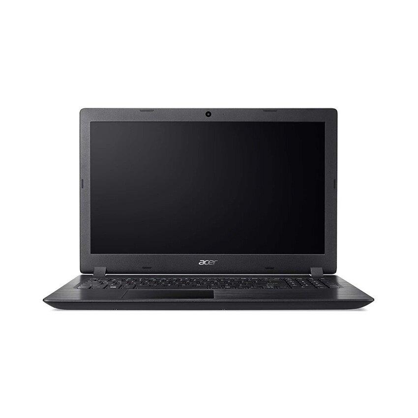 Acer แล็ปท็อป รุ่น Aspire A315-21-28HE NX.GNVST.006AMD 4 GB 500GB (Obsidian Black)