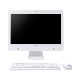 Acer Aspire C20-720-374G5019Mi/ Intel® Pentium® Processor J3710D/4GB DDR3/500GB HDD/19.5\ (White)