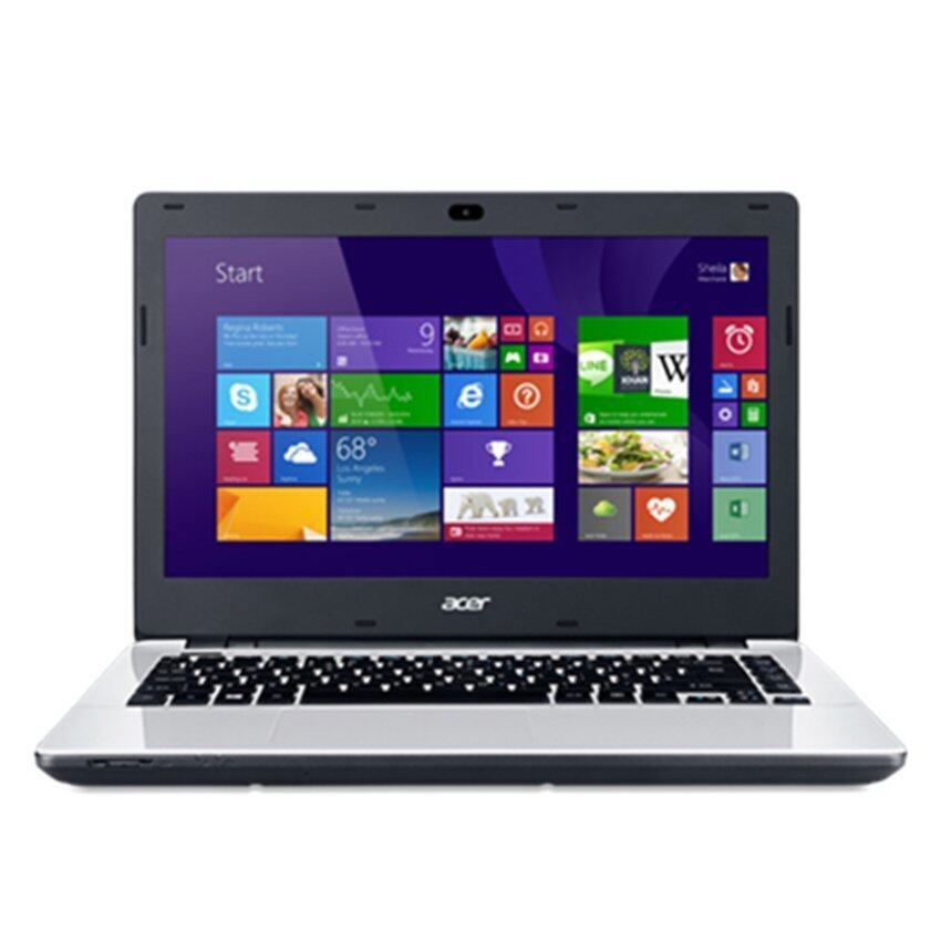 Acer Notebook Aspire E5-471G-56CCT010 - White