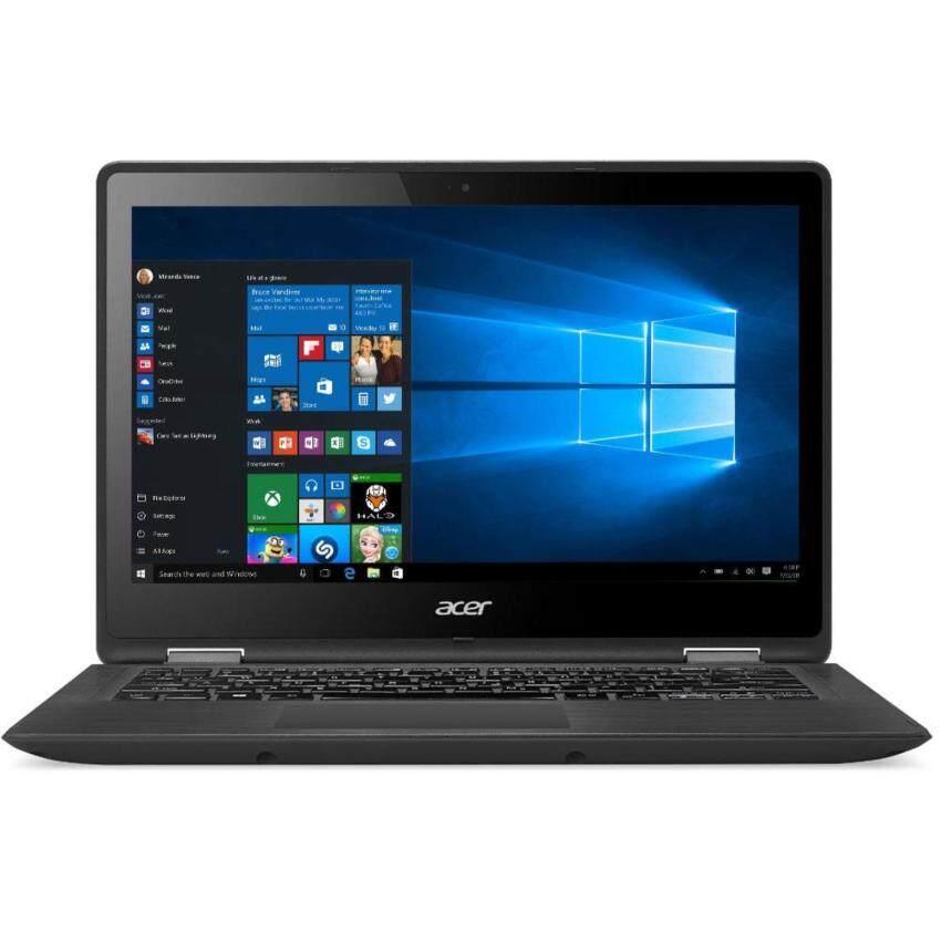 Acer Notebook SP513-51-52JUT001 - Obsidian Black (W)