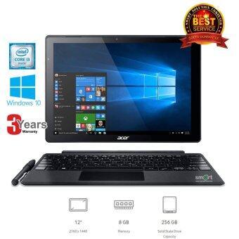 Acer Switch Alpha 12 (Wifi) SA5 271 35X3 (NT.GDQST.005)\ni3-6100U/4GB/SSD256GB/12\/Win10 (Silver)