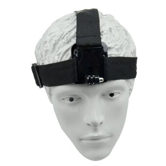 Action Camera Gopro Accessories Headband Chest Head Strap for GoproHero 3 3+ 4 SJ4000 Action ...