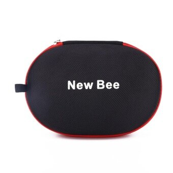 ADS Earphone For New Bee Portable Headphones Accessory Storage Box Bag Package For Wireless - intl