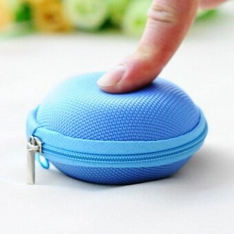 ADS Earphone Headphone Data Cable Line Lead Wire Multifunction Storage Container Case - intl