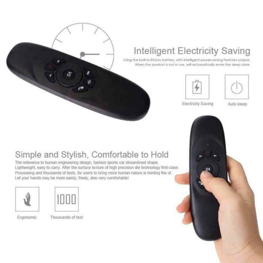 เจ้าของขายเอง Air Mouse C120 Wireless Game Keyboard Android