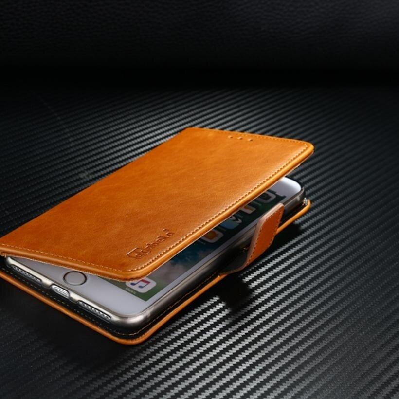 AKABEILA Leather Wallet Phone Case for Lenovo K3 Note K50 A7000plus k3note Lemon .