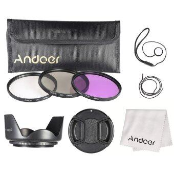 Andoer 67mm Filter Kit (UV+CPL+FLD) (Intl)