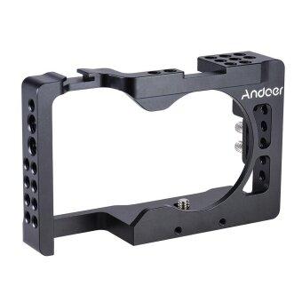Andoer Aluminum Alloy Camera Cage for Sony A6500 ILDC Camera - intl