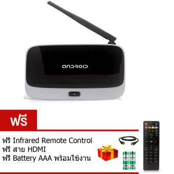 Harga Android Box PRO Q7 CS918 Smart TV Android Box (Black)