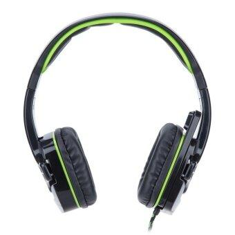 Anitech Headphone with Mic. AK71 Black