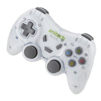 Harga ANITECH JOY PAD FOR GAMING J235 - White