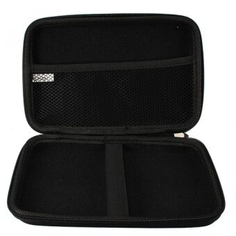 Antistatic Hard Shell Black Carry Case / Bag for 7 Inch GPS /Cellphone