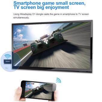 Anycast M2 PLUS HDMI WIFI Display เชื่อมต่อมือถือไปทีวี และprojector รองรับ iphone และ android Screen Mirroring Cast ScreenAirPlay Dlan Miracast ( สีดำ ) (image 4)