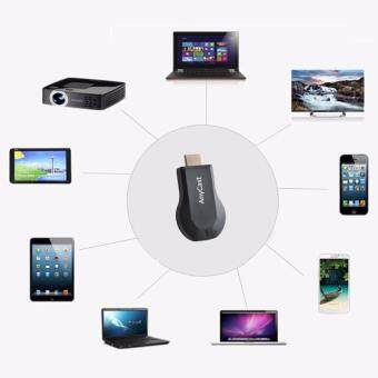AnyCast M4 Plus รองรับ iOS 11 Wireless WiFi Display Receiver Dongle 1080P HDMI cast Media Video Streamer mini PC Android TV Stick DLNA Airplay เชื่อมต่อมือถือไปทีวี รองรับ iphone และ android - 4