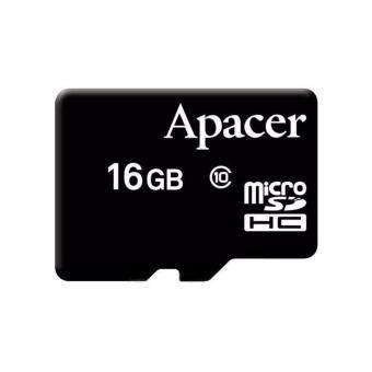 Apacer microSDHC/microSD Card Memory