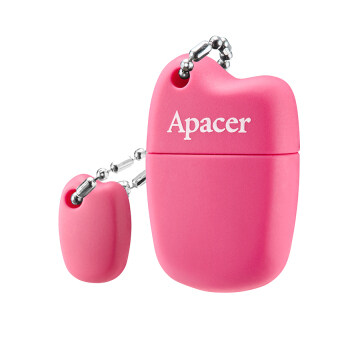 Apacer USB แฟลชไดรฟ์ รุ่น 2.0 AH118 8GB (สีชมพู)