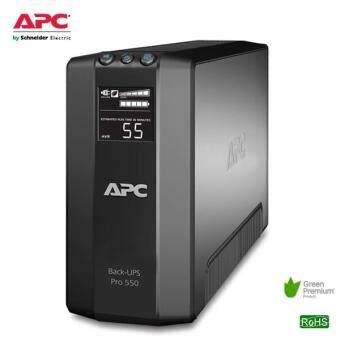 APC Power-Saving UPS Pro 550VA BR550GI (Back)