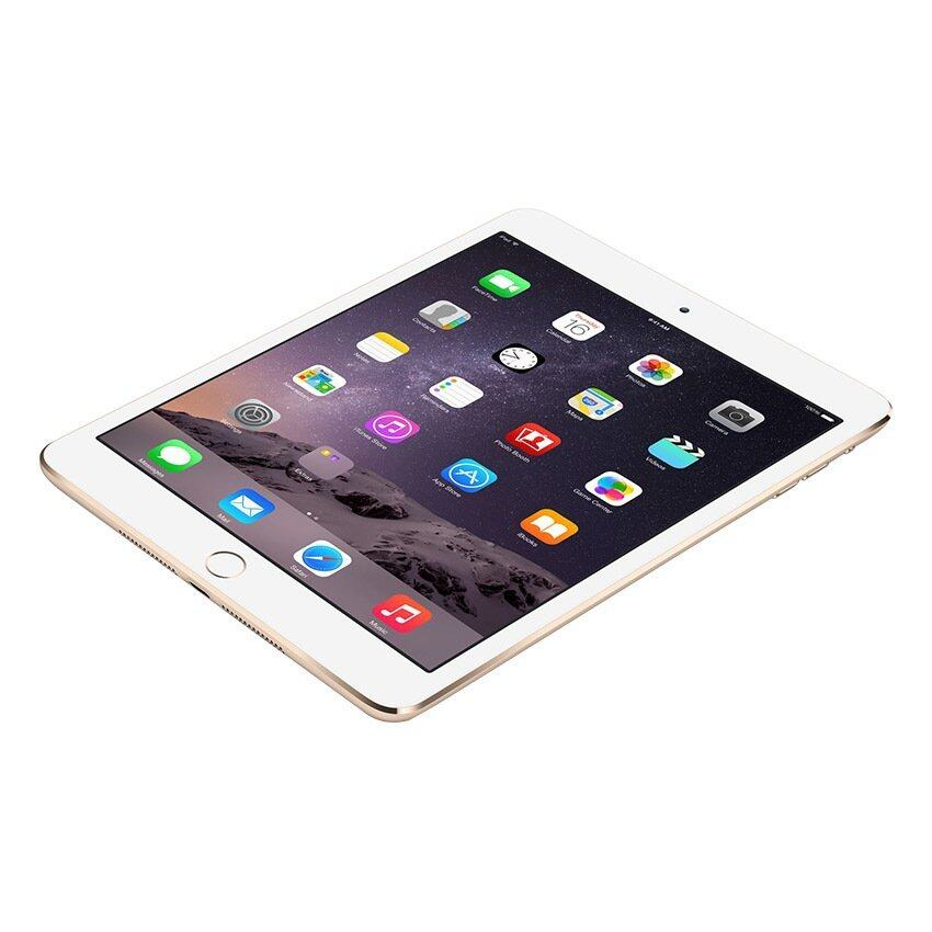 Apple iPad mini 3 Wi-Fi + Cellular 16GB (Gold)