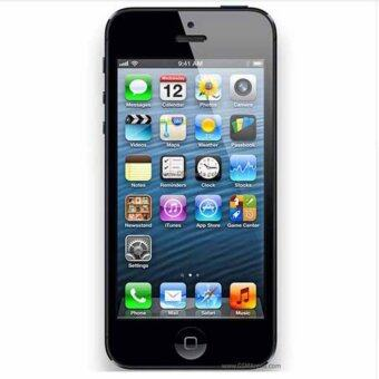 Apple iPhone 5 16GB iphone5 BLACK Free Case+ScreenProtector