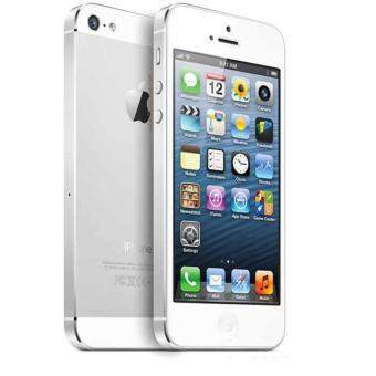 apple iPhone 5 16GB WHITE IOS Unlocked Cell Phone iphone5 refurbished