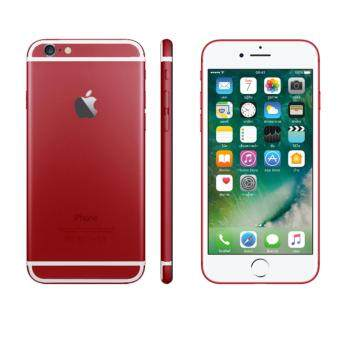 Harga Apple iPhone 6 64GB (Limited Red) import from US--Refurbished