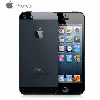 APPLE iPhone5 16GB iphone5 (BLACK) Free Case+ScreenProtector