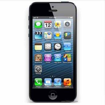 Apple iPhone5 32GB BLACK Apple iPhone5 Free Case+ScreenProtector