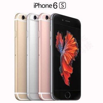 ประเทศไทย Apple iPhone6s 64GB (BLACK) GPS Mobile iPhone6S 6S Free Case+ScreenProtector