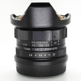 APSC FISHEYE 7.5MM F2.8 สำหรับกล้อง Fuji