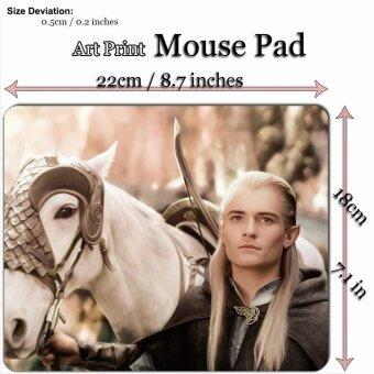 Art Print Mouse Pad Mat (22*18cm) for Movie M229 Legola.
