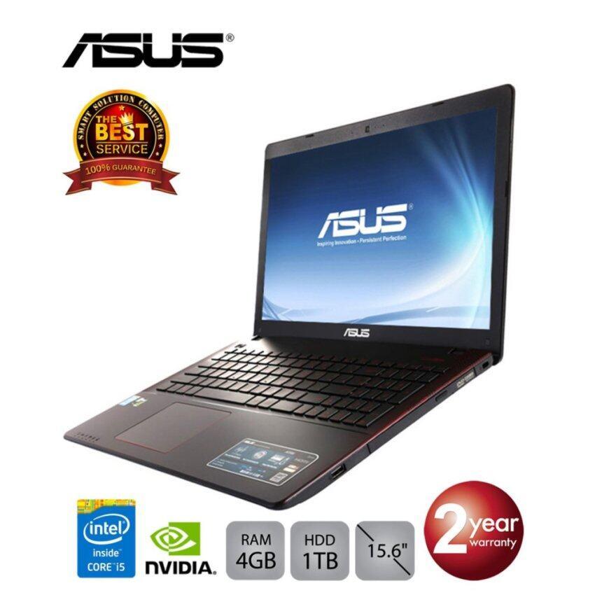 Asus A550VQ-XX006D i5-6300HQ/4GB/1TB/GeForce 940MX/15.6/DOS (Black)