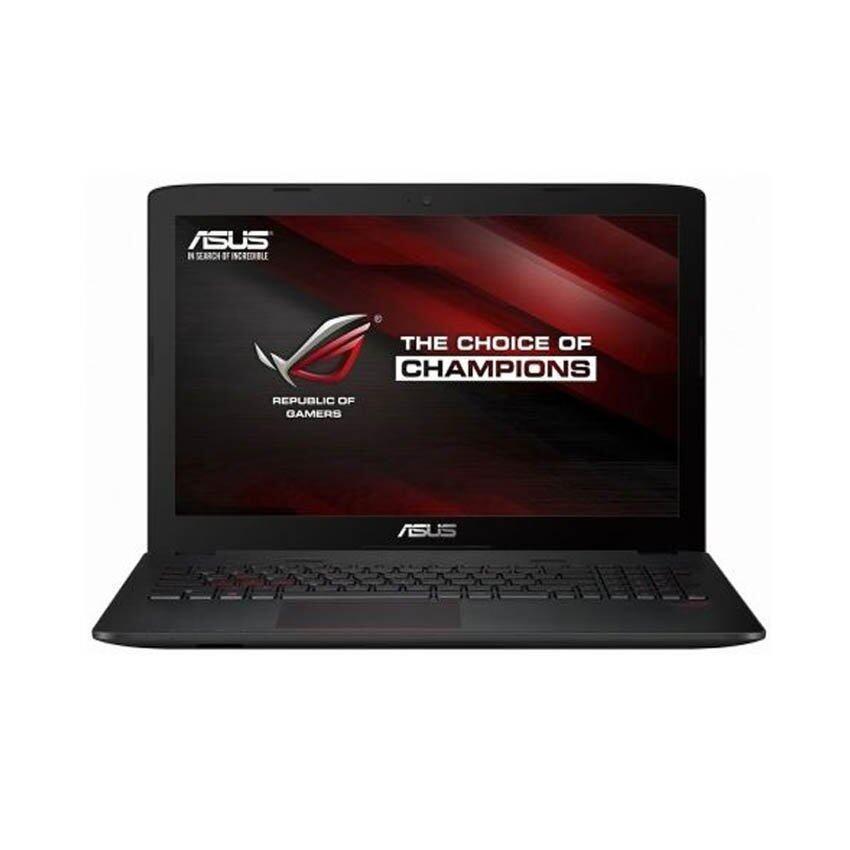 """ASUS แล็ปท็อป รุ่น GL552VX-DM212D i7-6700HQ8G DDR41TB 72rpmGTX950M 4G15.6"""""""