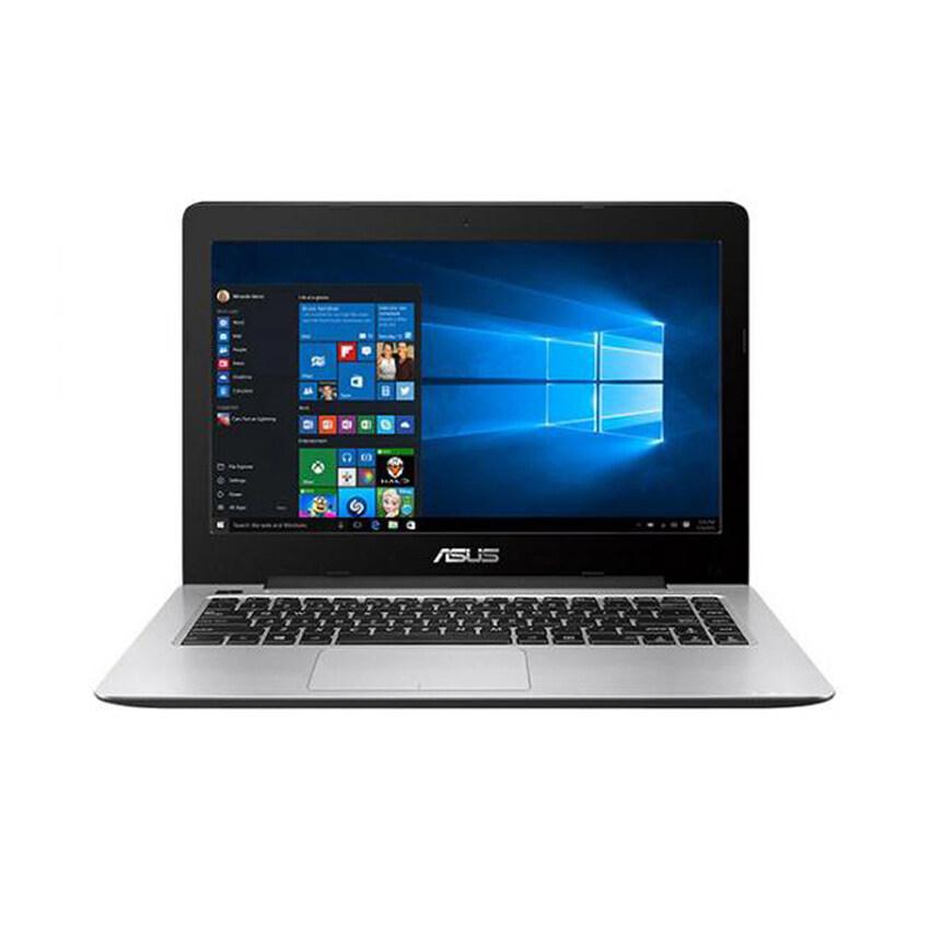 ASUS แล็ปท็อป รุ่น K456UQ-FA097i5-7200U4G1TB940MX 2GEndlessBackpackFHDMatt Dark Blue (สี Dark Blue)