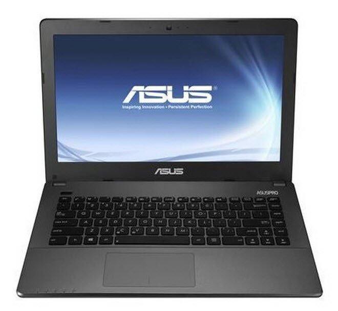 Asus Slim Mainstream P450LDV-WO271D i3-4010U 1.7 GHz - Black  Glossy