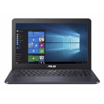 """ซื้อ/ขาย ASUS VivoBook E402SA 14"""" inch HD, Intel Celeron N3060 Processor, 32GB HDD, 4GB RAM, NO ODD, Win 10 (Dark Blue)"""