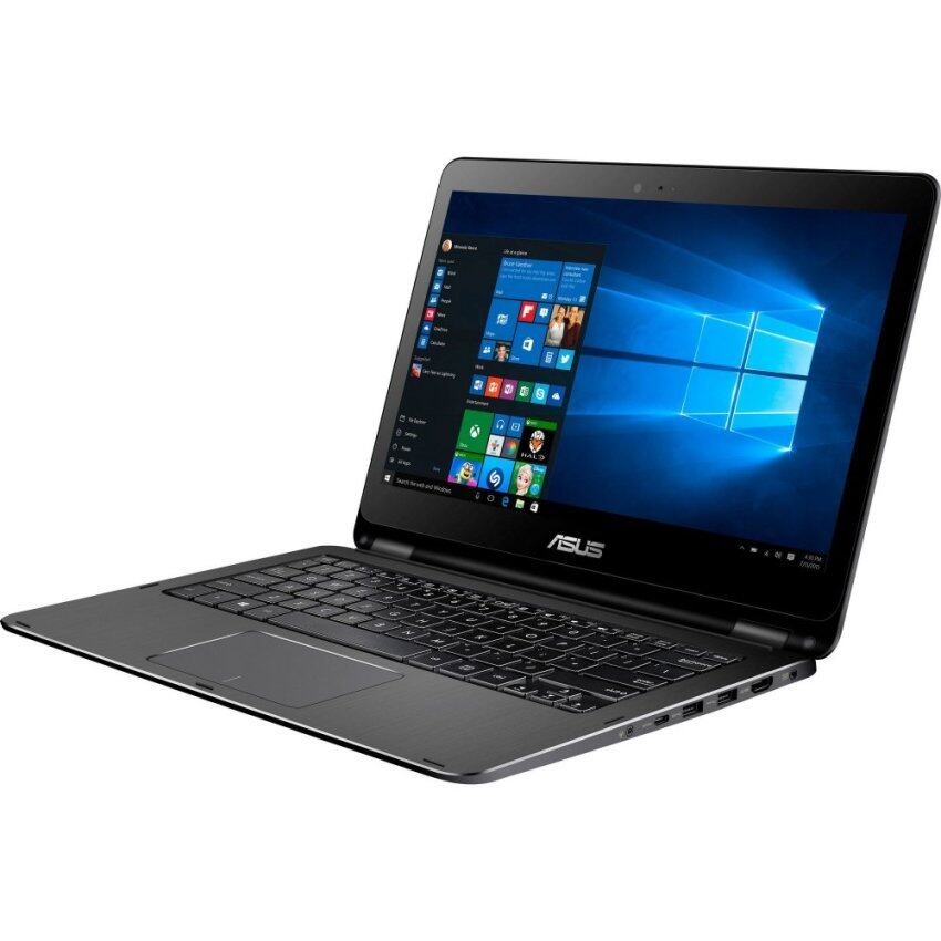 Asus VivoBook Flip TP301UJ-C4058T i5-6200U 4GB 1TB 920M 2GB Win10 Touch (Black)