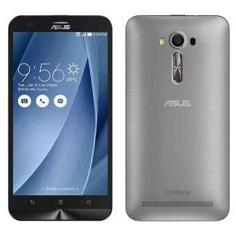 ซื้อ/ขาย ASUS ZE550KL-6J138WW/Z00LD โทรศัพท์สมาร์ทโฟน รุ่น ZenFone 2 Laser สี Silver