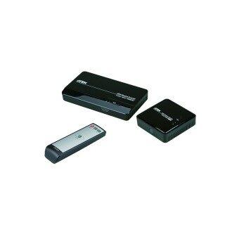 ราคา ATEN HDMI wireless extender 30m. รุ่น VE809 (Black)