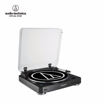 Audio Technica Automatic Turntable LP60BT Black