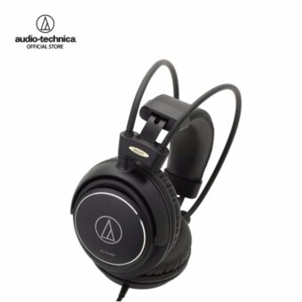 Audio Technica Movies & Music at home Headphones รุ่น AT AVC500 Black