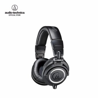 Audio Technica Professional Monitor Headphones รุ่น M50x Black